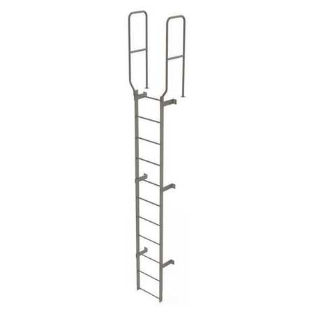 10Ft Steel Fixed Ladder – WLFS0211