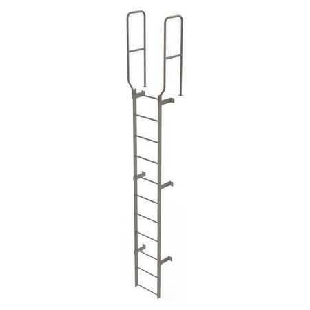 10Ft Steel Fixed Ladder – WLFS0211
