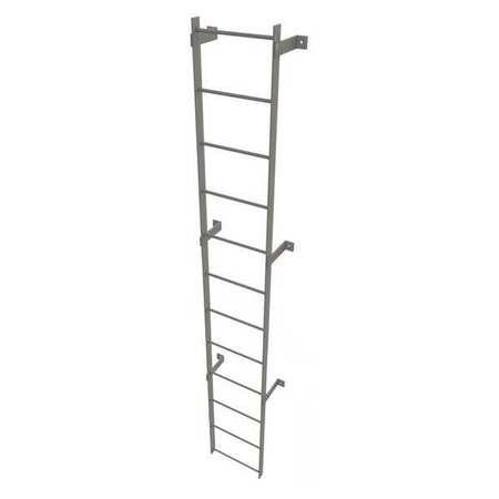 11Ft Steel Fixed Ladder – WLFS0112