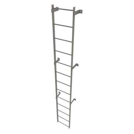 12Ft Steel Fixed Ladder – WLFS0113