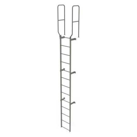 12Ft Steel Fixed Ladder – WLFS0213