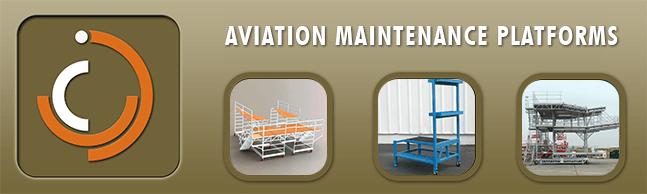 aviation maintenance platforms
