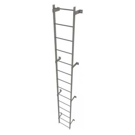 13Ft Steel Fixed Ladder – WLFS0114