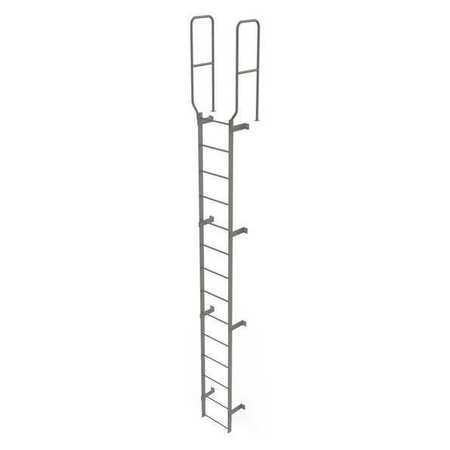 13Ft Steel Fixed Ladder – WLFS0214