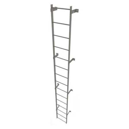14Ft Steel Fixed Ladder – WLFS0115