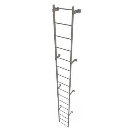 15Ft Steel Fixed Ladder – WLFS0116