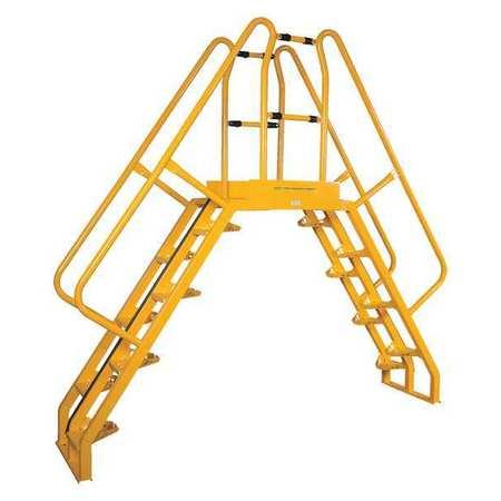 16 Step Cross-Over Ladder – COLA-5-56-44