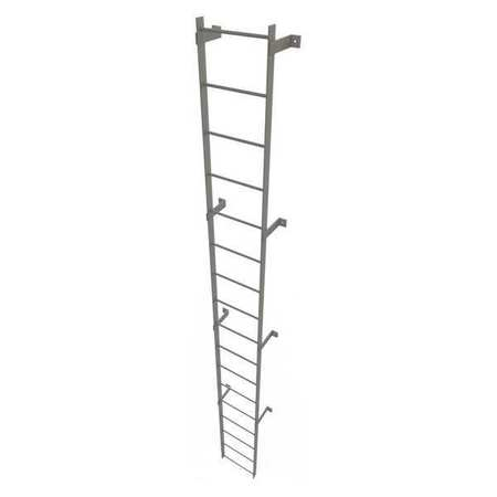 16Ft Steel Fixed Ladder – WLFS0117