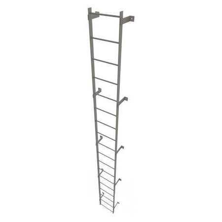 17Ft Steel Fixed Ladder – WLFS0118