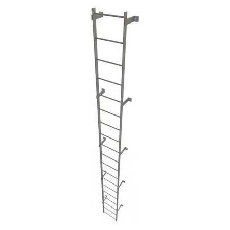 18Ft Steel Fixed Ladder – WLFS0119