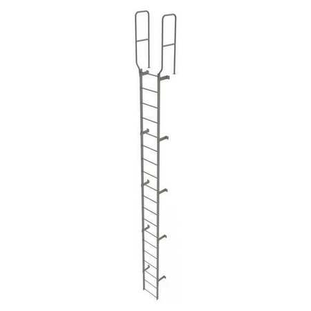 18Ft Steel Fixed Ladder – WLFS0219