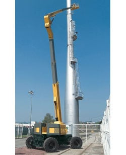 HA 130 JRT Articulating Boom Lift