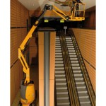 The HA 33 CJ Articulating Boom Lift