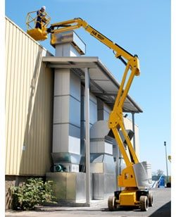HA 43 JE Articulating Boom Lift