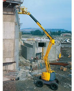 HA 46 JRT Articulating Boom LIft