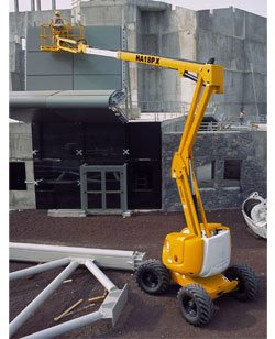 HA 51 JRT Articulating Boom Lift