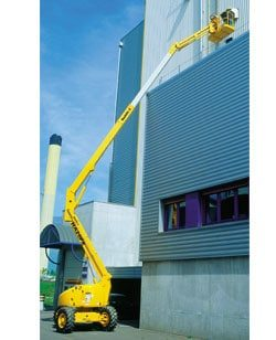 HA 61 JRT Articulating Boom Lift