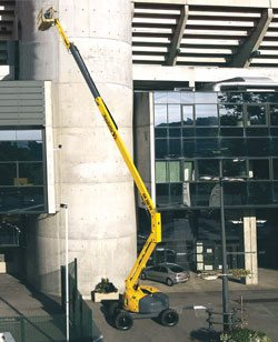HA 80 JRT Articulating Boom Lift
