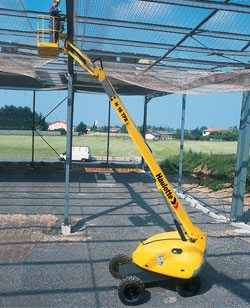 HB 44 J Telescopic Boom Lift