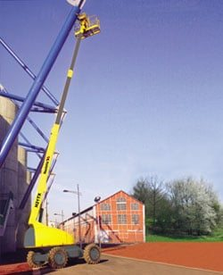 HB 62 Telescoping Boom Lift