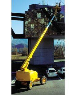 HB 76 J Telescoping Boom Lift