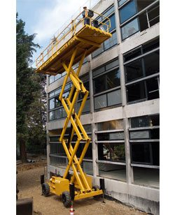 HS 4388 RT Scissor Lift