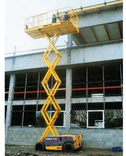 Compact 2668 RT Scissor Lift