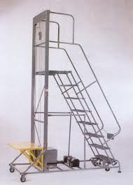 Lift Table Ladder