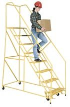Series 1700 Rolling Ladder