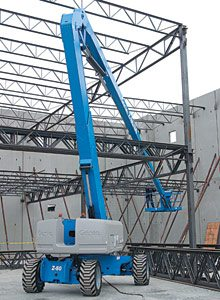 Genie Diesel Articulating Boom Lift