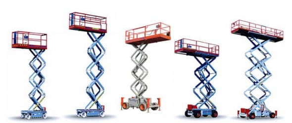 different uses for scissor lifts