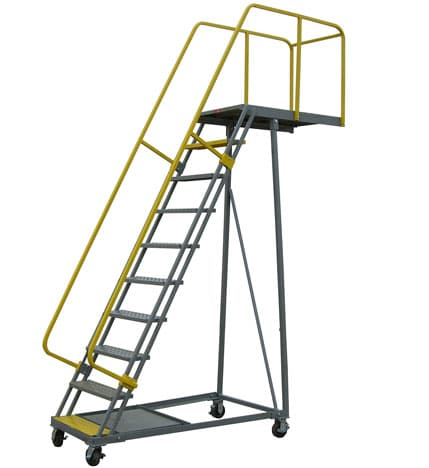 Custom Maintenance Ladders Industrial Man Lifts Aircraft