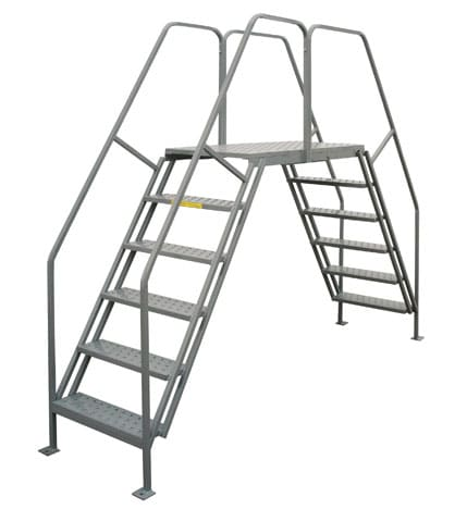 Crossover Platform Ladder