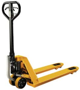 Ergonomic Pallet Truck with Power Assist