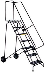 Fold-and-Store Ladder