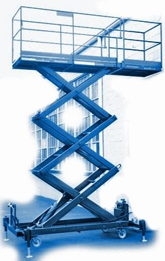 Scissor Lift Man Lift