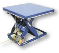 Series EHLT scissor lift table