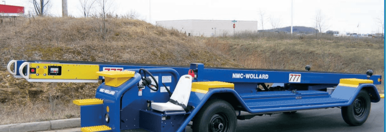 TC-888 mobile belt loader 1