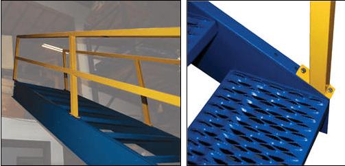 Custom Modular Style Stairway