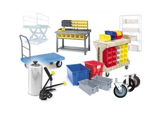 Material Handling Equipment from Industrial Man Lifts