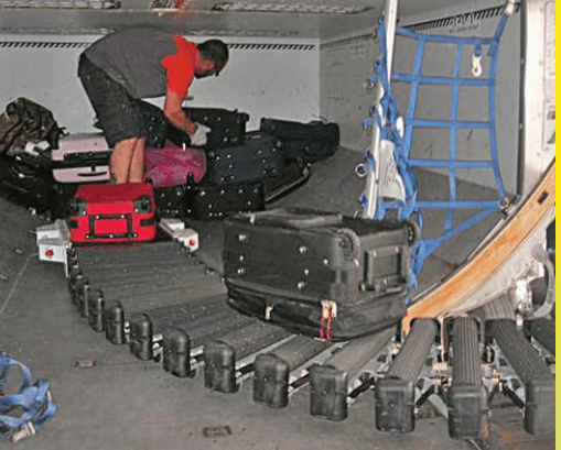 mobile belt loader
