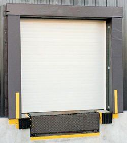 truck dock seal
