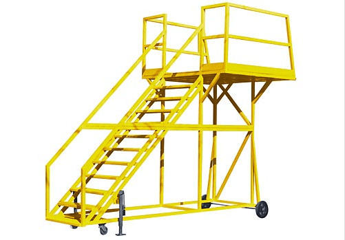 B300-2 Crew Access Stand
