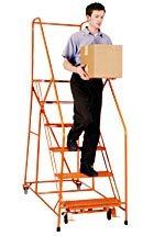 Forward Descent Rolling Ladder