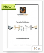 Industrial Manlifts Scaffold Catalog