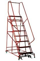 Steel Rolling Ladder Series 1500