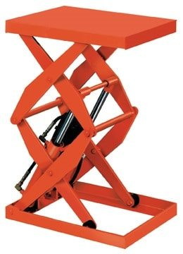 dxs compact scissor lifts
