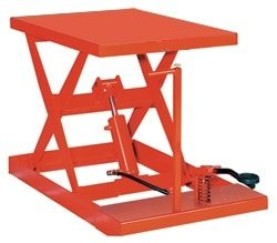 light_duty_manual_scissor_lift_table