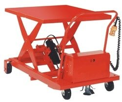portable electric scissor lift table