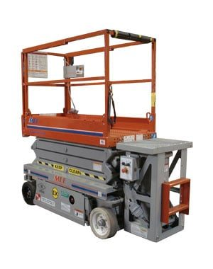 explosion proof manlift 1532EX